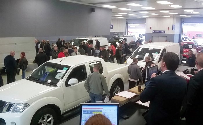 buying at car auctions